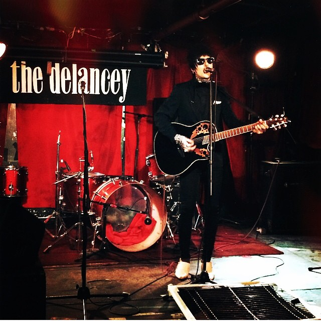 Last nights show at the Delancey on the lower east side sure was fun! rolling on and on through the consolidated tour!