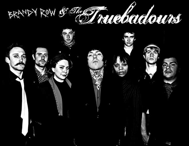 'Dirty Street' (Brandy Row & The Truebadours)