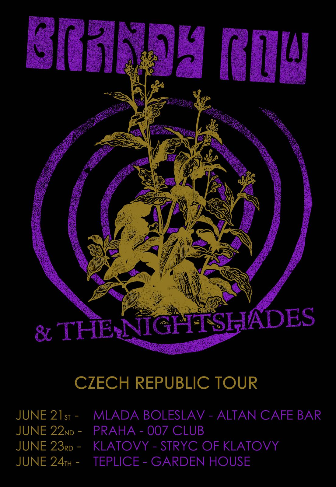 Czech Republic Tour is very soon!